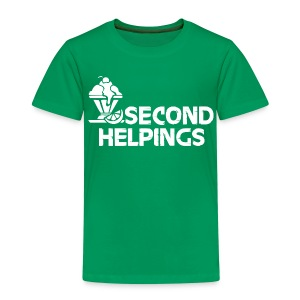 Second Helpings - Kids' Premium T-Shirt