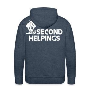 Second Helpings - Men's Premium Hoodie
