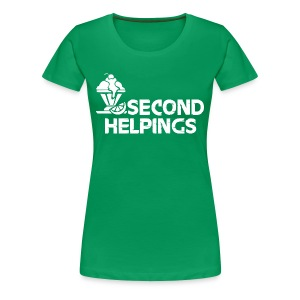 Second Helpings - Women's Premium T-Shirt