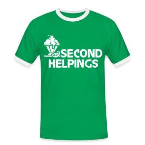 Second Helpings - Men's Ringer Shirt