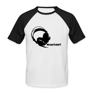 Listen To The Music - T-shirt baseball manches courtes Homme