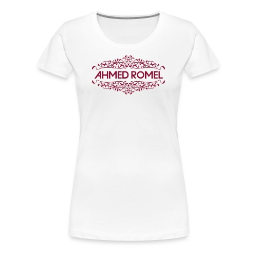 Ladies Front Logo (Maroon) - Women's Premium T-Shirt