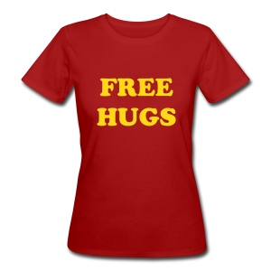 Free Hugs - Women's Organic T-shirt