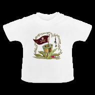 Baby T-Shirts ~ Baby T-Shirt ~ Anna Laura Jacobi für Pinkstinks