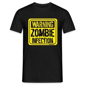 Zombie (uomo) - Maglietta da uomo