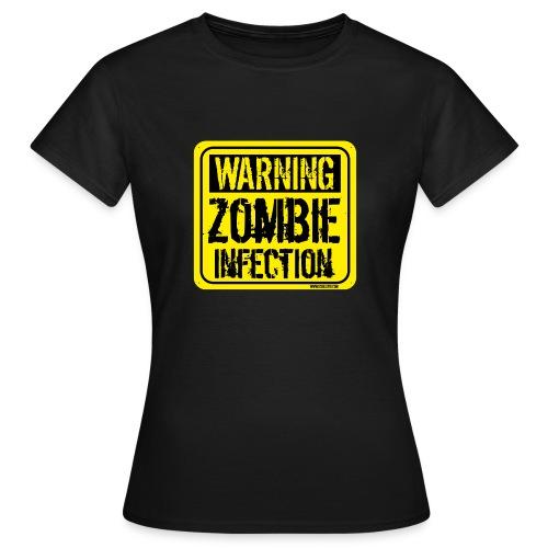 Zombie (donna) - Maglietta da donna