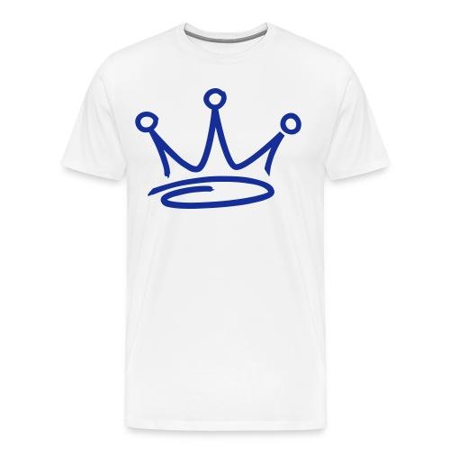 Crown Plain - Men's Premium T-Shirt