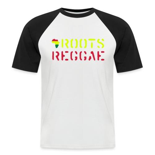 Roots Reggae T-Shirt - Männer Baseball-T-Shirt