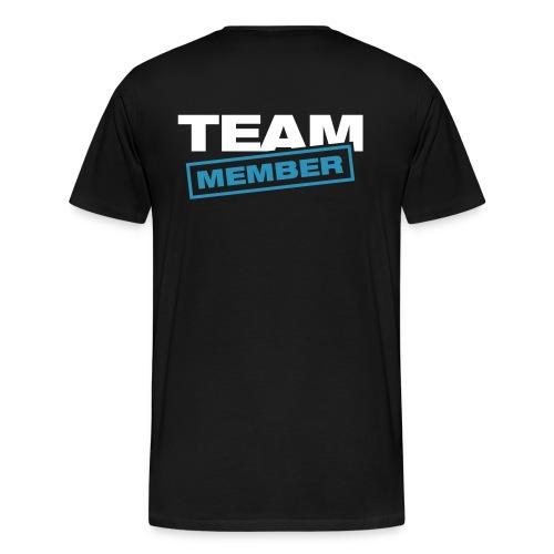 Flunky Männer Orga - Männer Premium T-Shirt