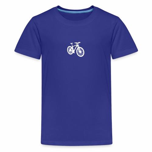 Mountainbike - Teenager Premium T-Shirt
