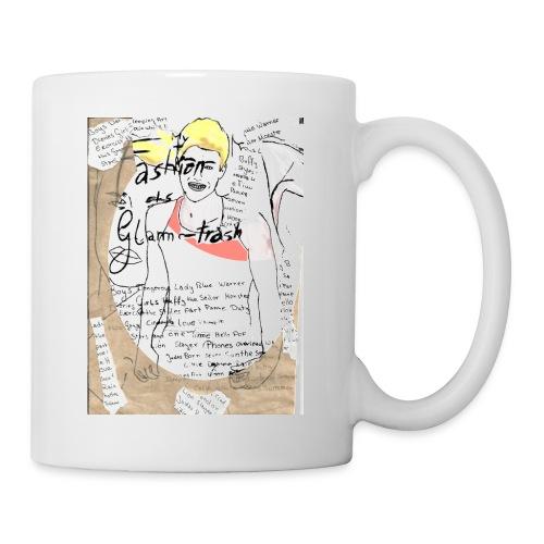 Glam-Trash-Word-Boys (cup) - Tasse