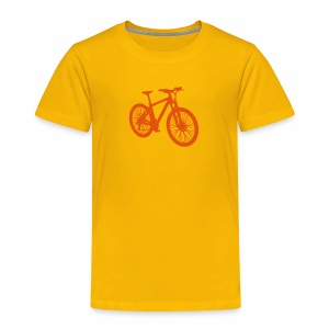 Mountainbike - Kinder Premium T-Shirt