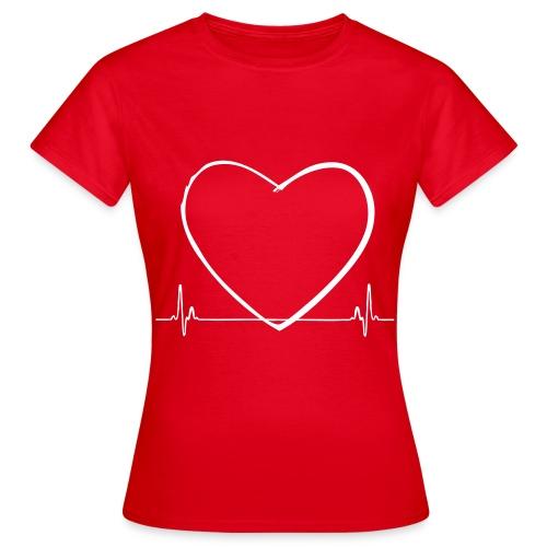Women's British Heart Foundation T-shirt - Women's T-Shirt