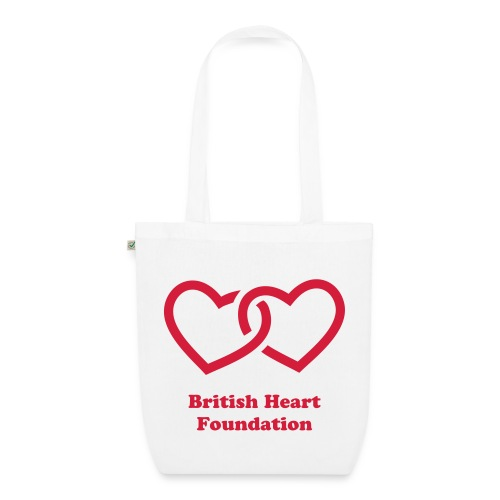 British Heart Foundation Echo Friendly Bag - EarthPositive Tote Bag