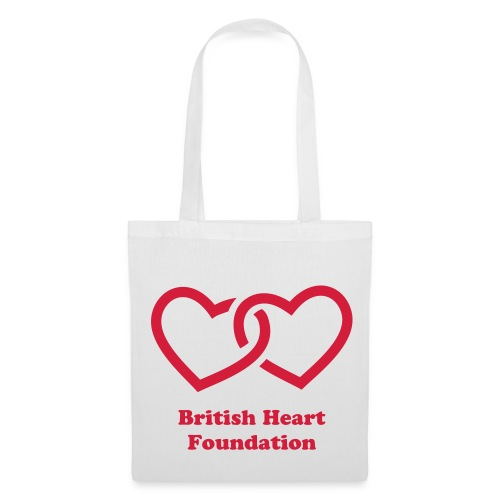 British Heart Foundation Bag - Tote Bag
