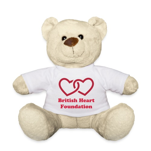 British Heart Foundation Teddy Bear - Teddy Bear