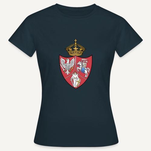 Herb powstańczy z czasów Powstania Styczniowego - Koszulka damska