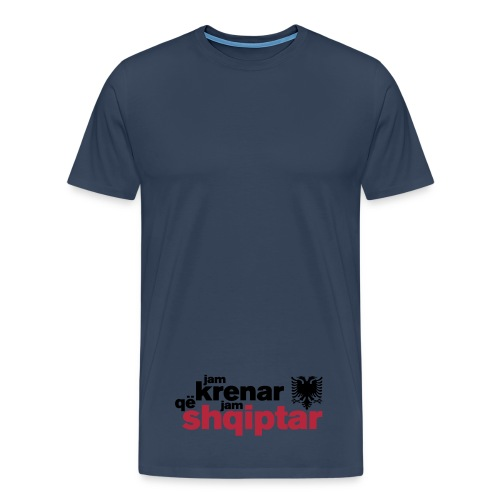 Albanian - Men's Premium T-Shirt