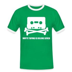 Whyte Taping - Men's Ringer Shirt