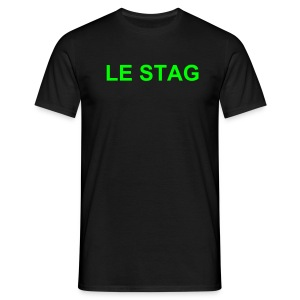 Classic T-shirt - Text on FRONT & BACK - Men's T-Shirt