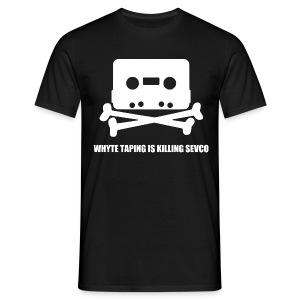 Whyte Taping - Men's T-Shirt