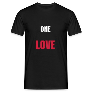 one love tee - Men's T-Shirt