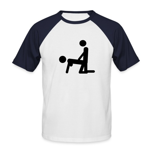 Oups, sorry ;) - T-shirt baseball manches courtes Homme