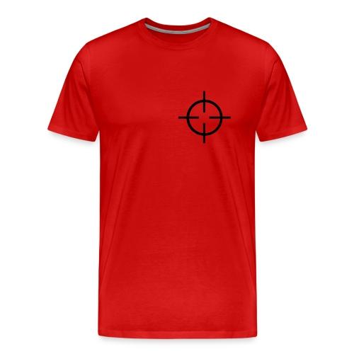 SHOOT!! - Maglietta Premium da uomo