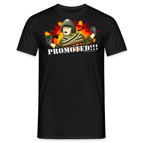 PROMOTED!!! - Men's T-Shirt