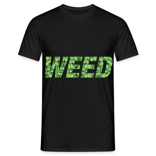 Weed Shirt  - Männer T-Shirt