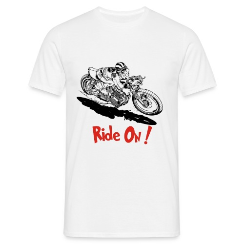 Rogie Rocker - Men's T-Shirt