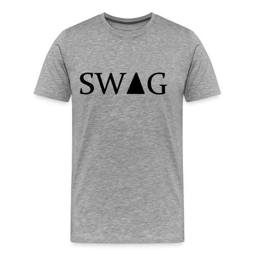 Bloxcast Swag Shirt - Miesten premium t-paita