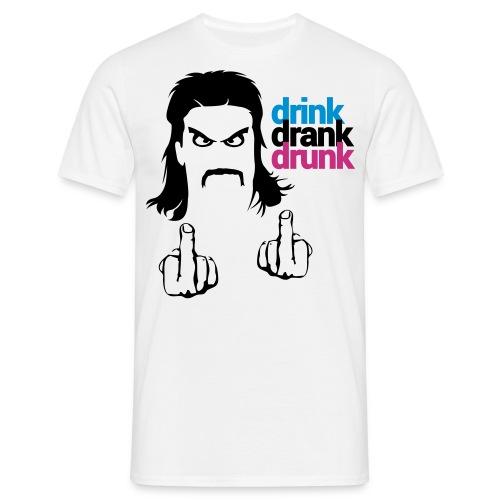 Torleiv skammene - T-skjorte for menn