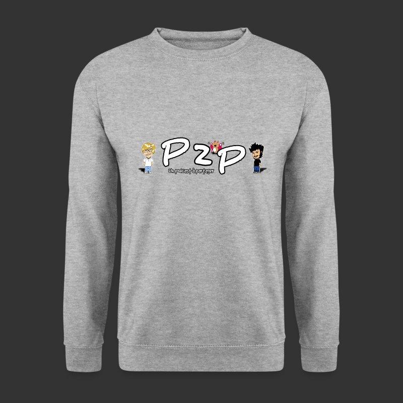 Pull P2P - Sweat-shirt Homme