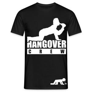 Hangover Crew T-Shirt - Men's T-Shirt