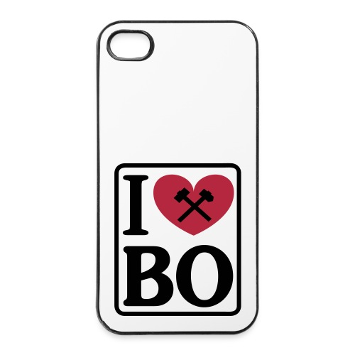 ILOVEBO - iPhone Hülle - iPhone 4/4s Hard Case