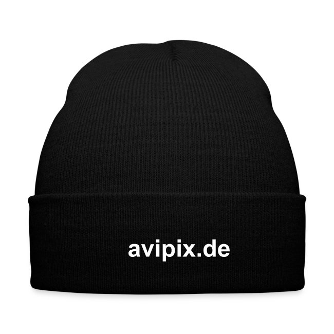avipix.de Winter Cap, black