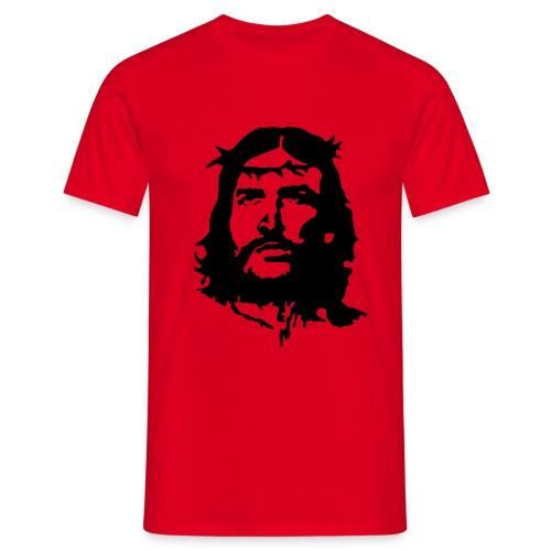 Che Jesus - Männer T-Shirt
