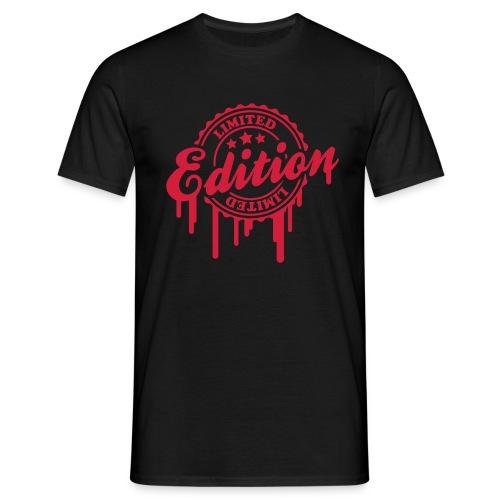 Motocross blason - T-shirt Homme