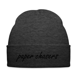 paper chasers beanie - grey - Winter Hat