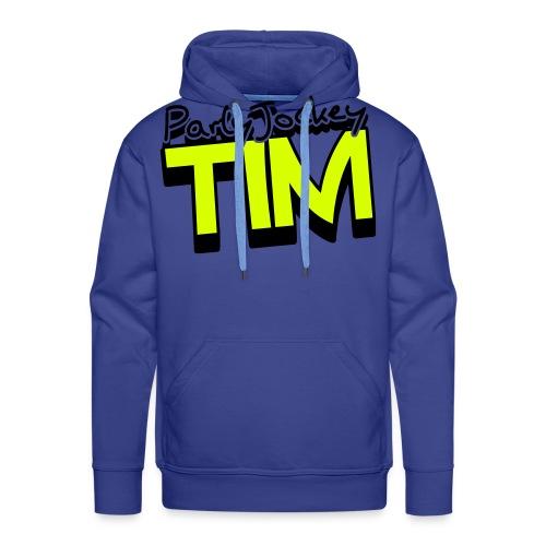 Party Jockey Tim Hoodie - Mannen Premium hoodie