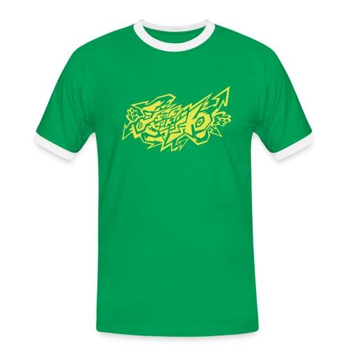 JSR - Japanese - Men's Ringer Shirt