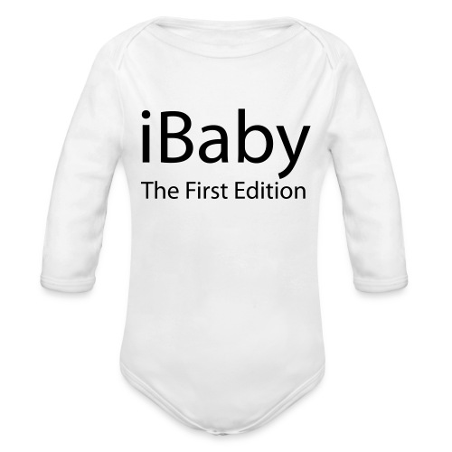 Body - Vauvan pitkähihainen luomu-body