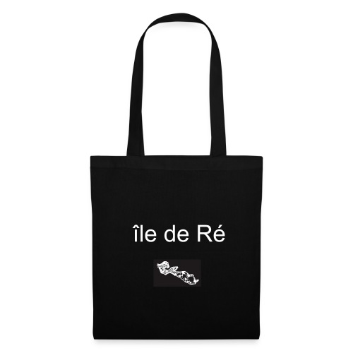 sac-ile-de-re - Tote Bag