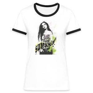 Sunshine_wonam - Women's Ringer T-Shirt
