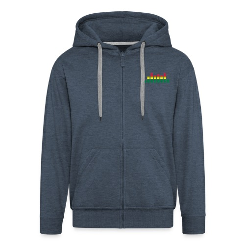 Kalle Shirt 2 - Premium-Luvjacka herr