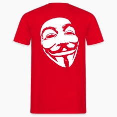 Anonymous Mask T-paidat