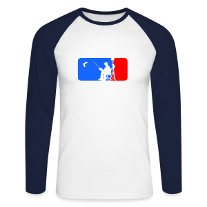 ML FPV LST - Men's Long Sleeve Baseball T-Shirt