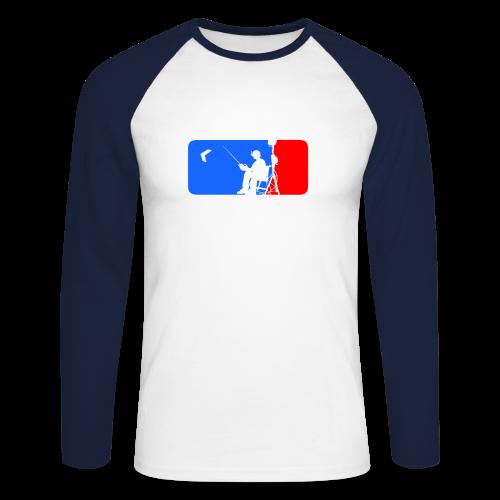 ML FPV LST - Men's Long Sleeve Baseball T-Shirt
