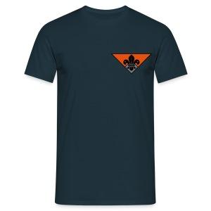 Uniform verkenners - Mannen T-shirt